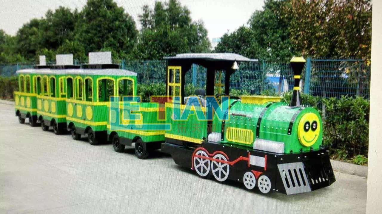 electric train theme park lt7082 Chinalife squares-3