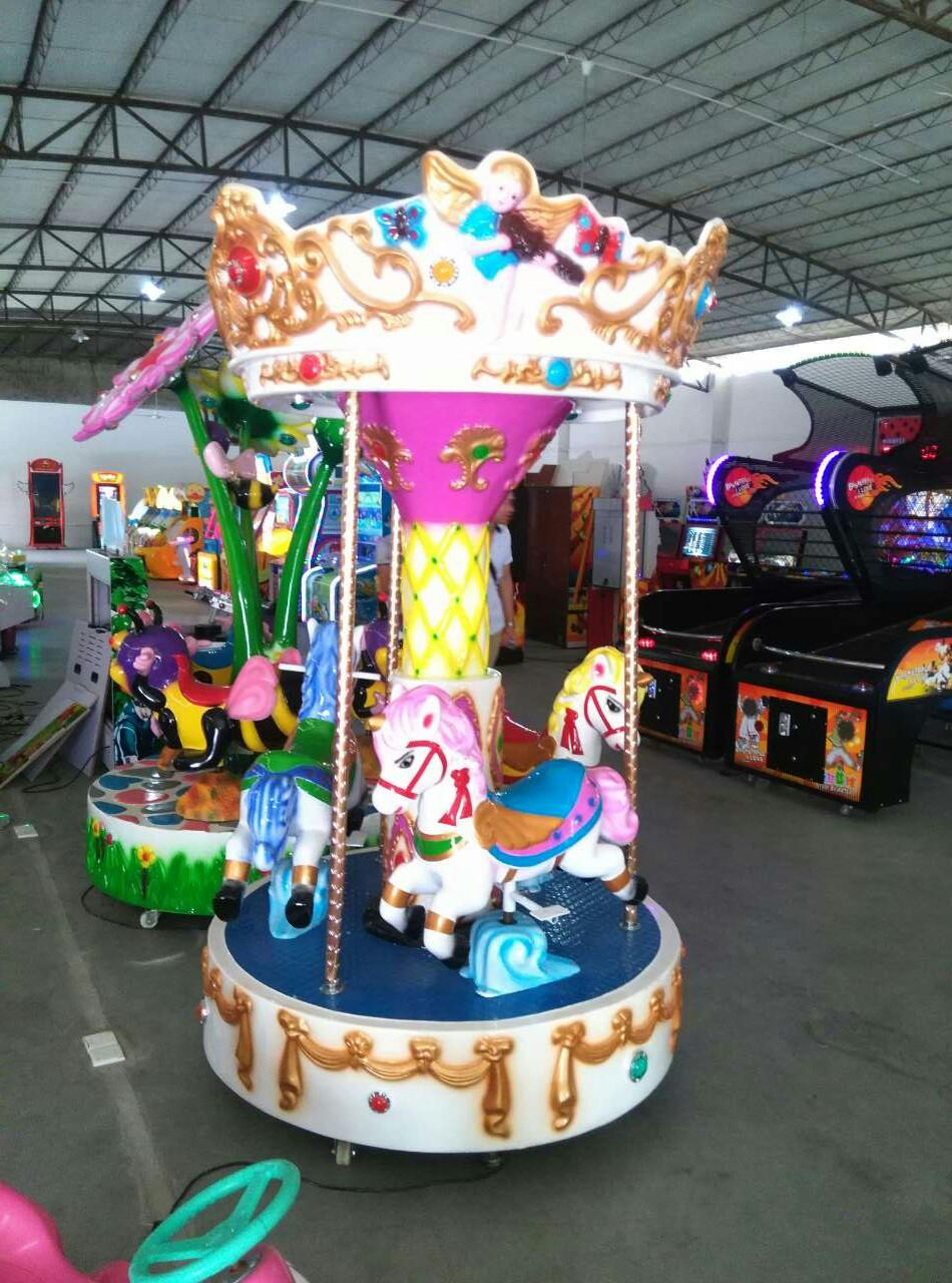 durable mini carousel for sale design fairground