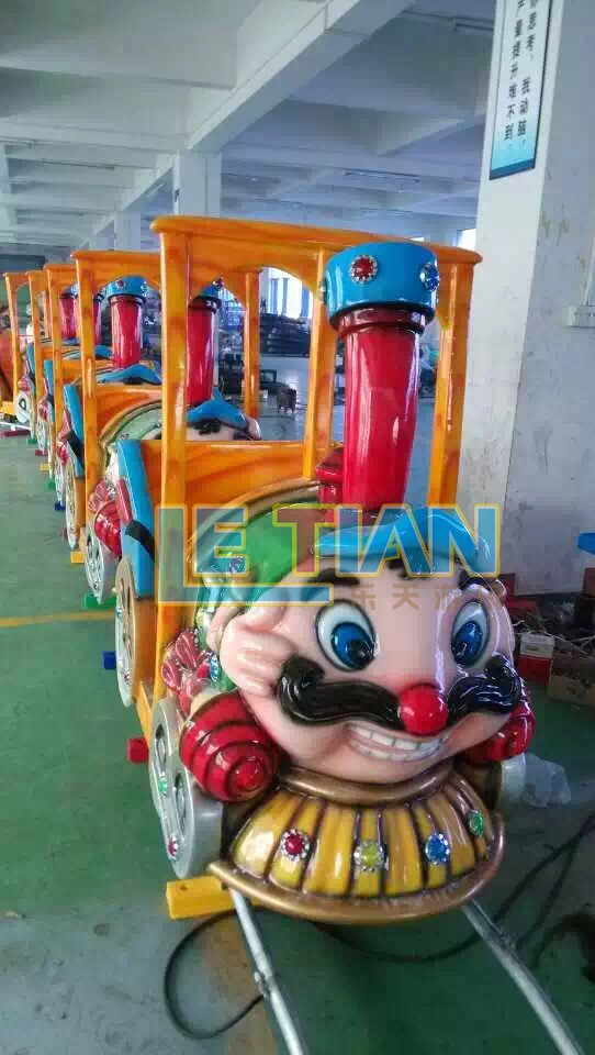 LETIAN Wholesale amusement park train rides Supply life squares-3