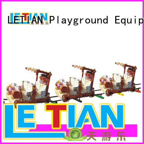 LETIAN rides theme park train for sale life squares
