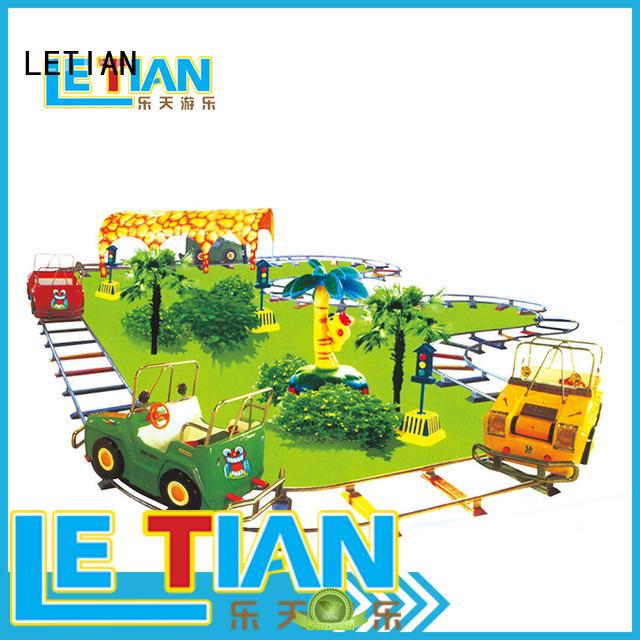 Wholesale amusement park train manufacturers lt7083a factory life squares