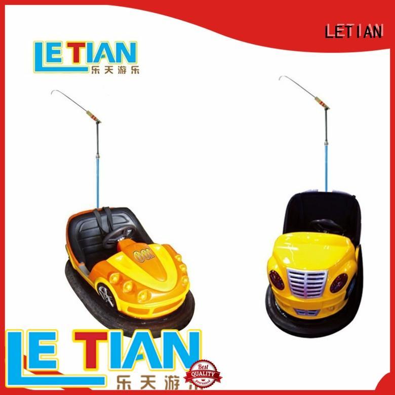 LETIAN drifting bumper cars ride for sale amusement park