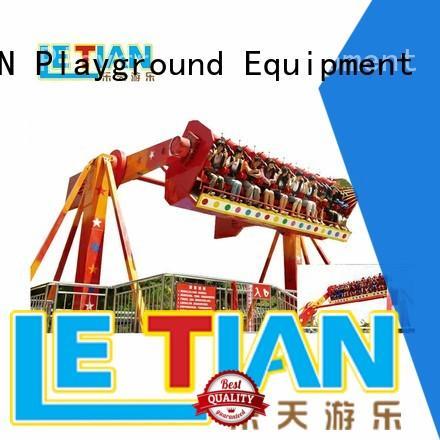 LETIAN 16 seats extreme theme park factory entertainment