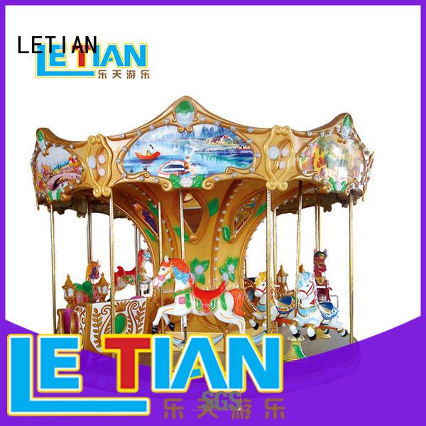 games carousel items for sale design fairground LETIAN