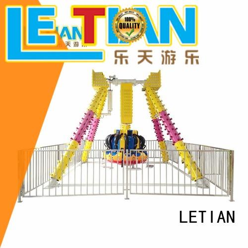 huge big pendulum ride clock tourist park playground