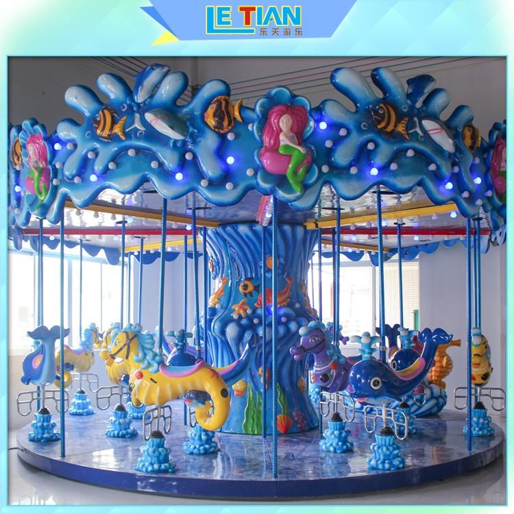 LETIAN durable amusement park rides for kids company theme park-2
