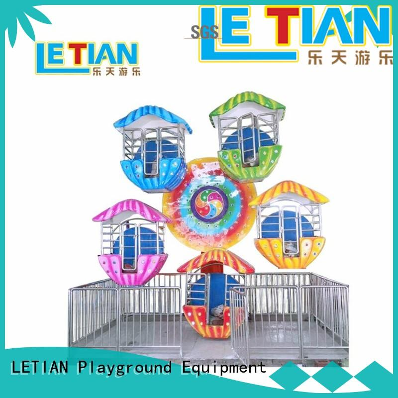 LETIAN giant ferris wheel for kids for kids amusement park
