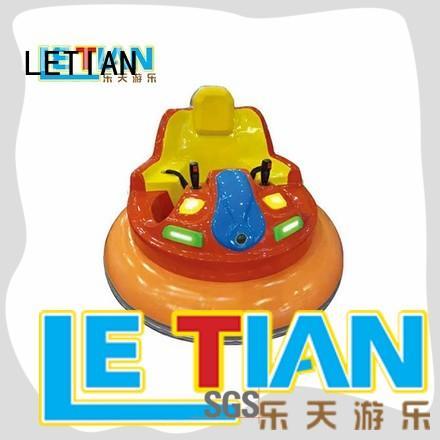 LETIAN bumper bumper car manufacturer zoo