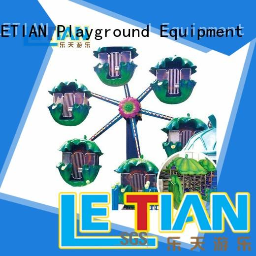 LETIAN wonder fair ferris wheel factory entertainment