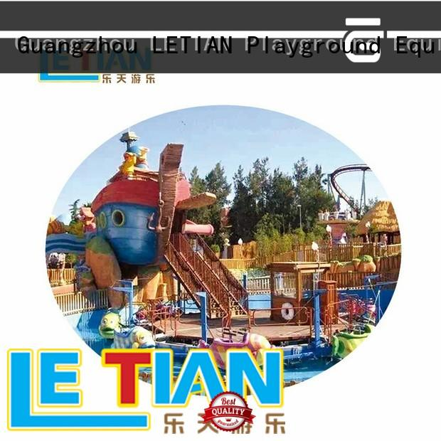 safe water roller coaster lt7016 for kids playground