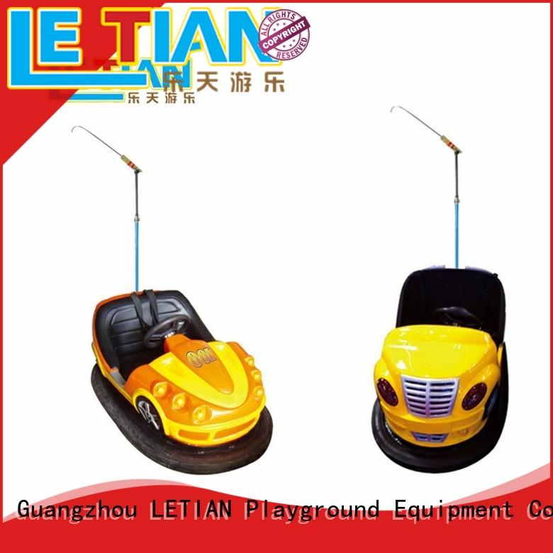 Custom bumper car lt7070 for kids zoo