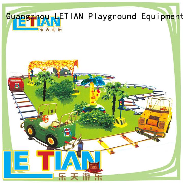 Latest theme park equipment happy factory mall