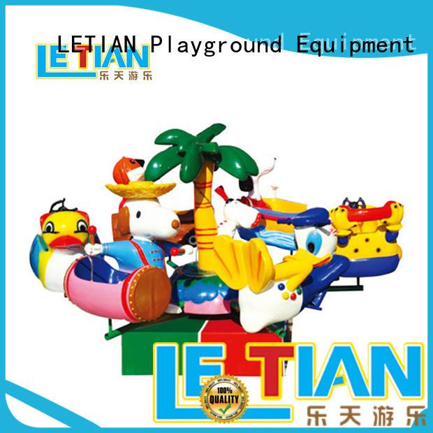 amusing funfair rides tower for kids playground
