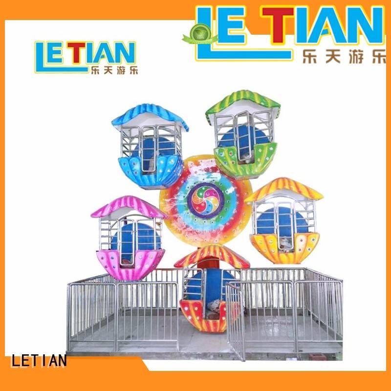 LETIAN safe kids ferris wheel Suppliers entertainment