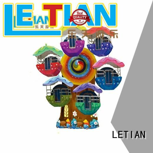 LETIAN reinforced ferris wheel for kids wholesale playground