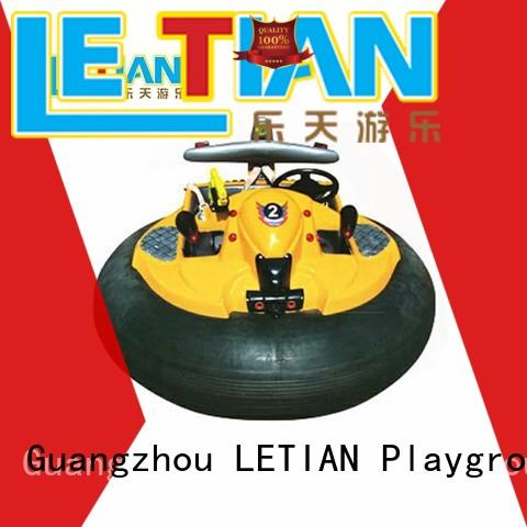 LETIAN family bumper car ride amusement park