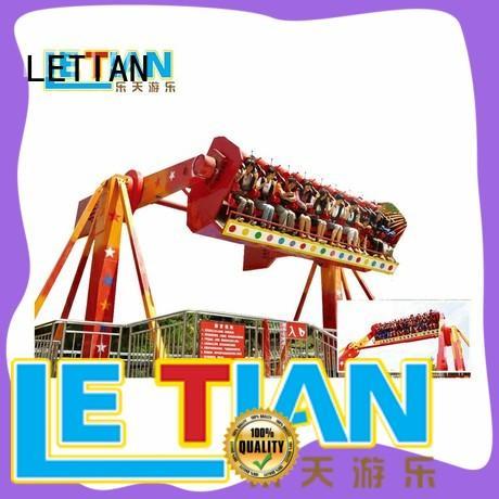 LETIAN ride extreme theme park wholesale playground
