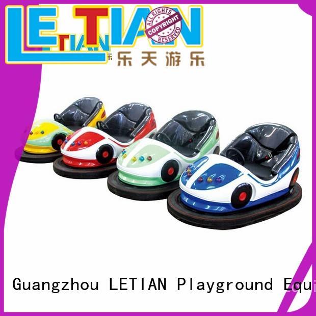 Best electric bumper cars operated amusement park