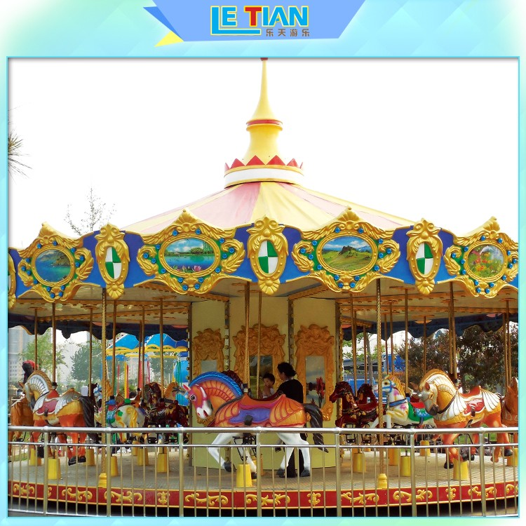 LETIAN ride amusement rides in china Supply shopping centers-1