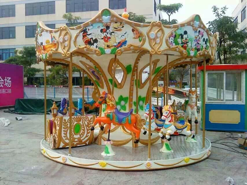 LETIAN ride amusement rides in china Supply shopping centers-2