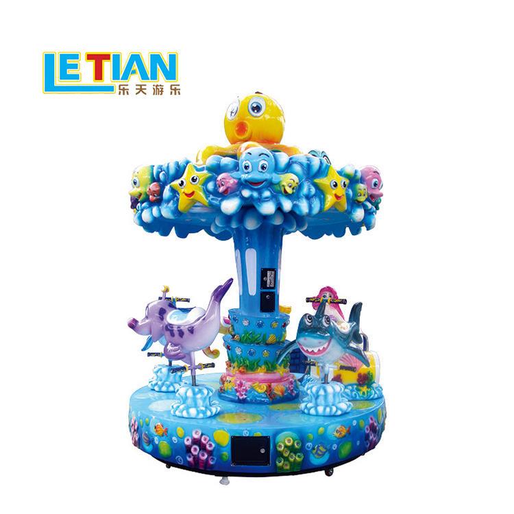 Mini 5 seats kids ocean merry go round LT-7034A