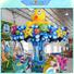 Top carousel for kids rides customized shopping centers