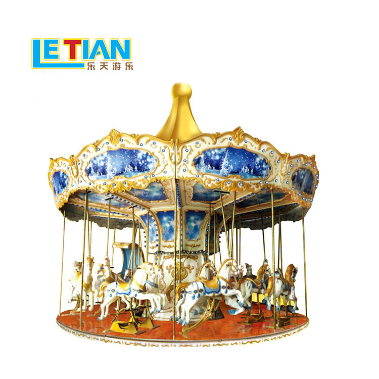 Large 26 seats Carousel Horse Ride  LT-7035B