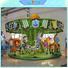 horses carousel for children fairground theme park LETIAN