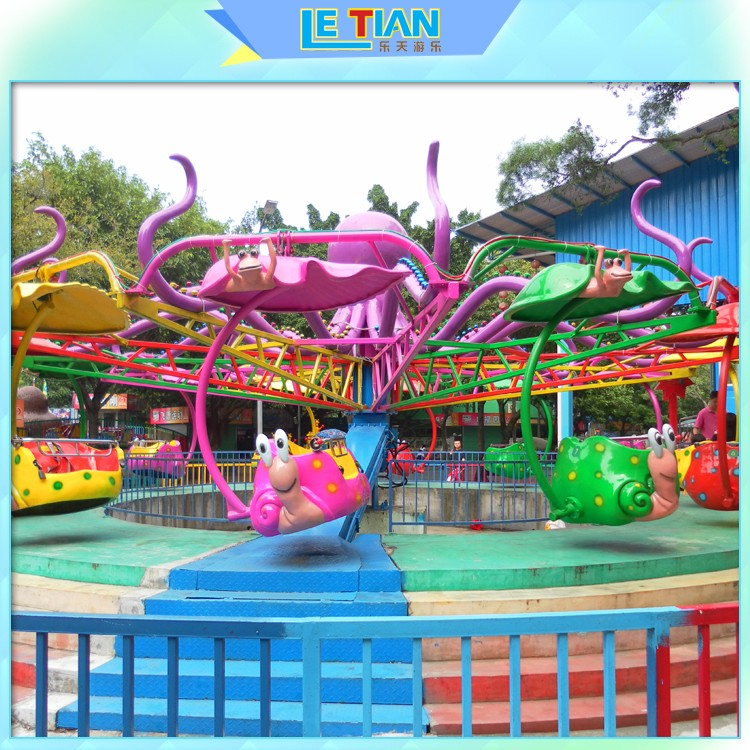 LETIAN sale common carnival rides factory children's palace-1