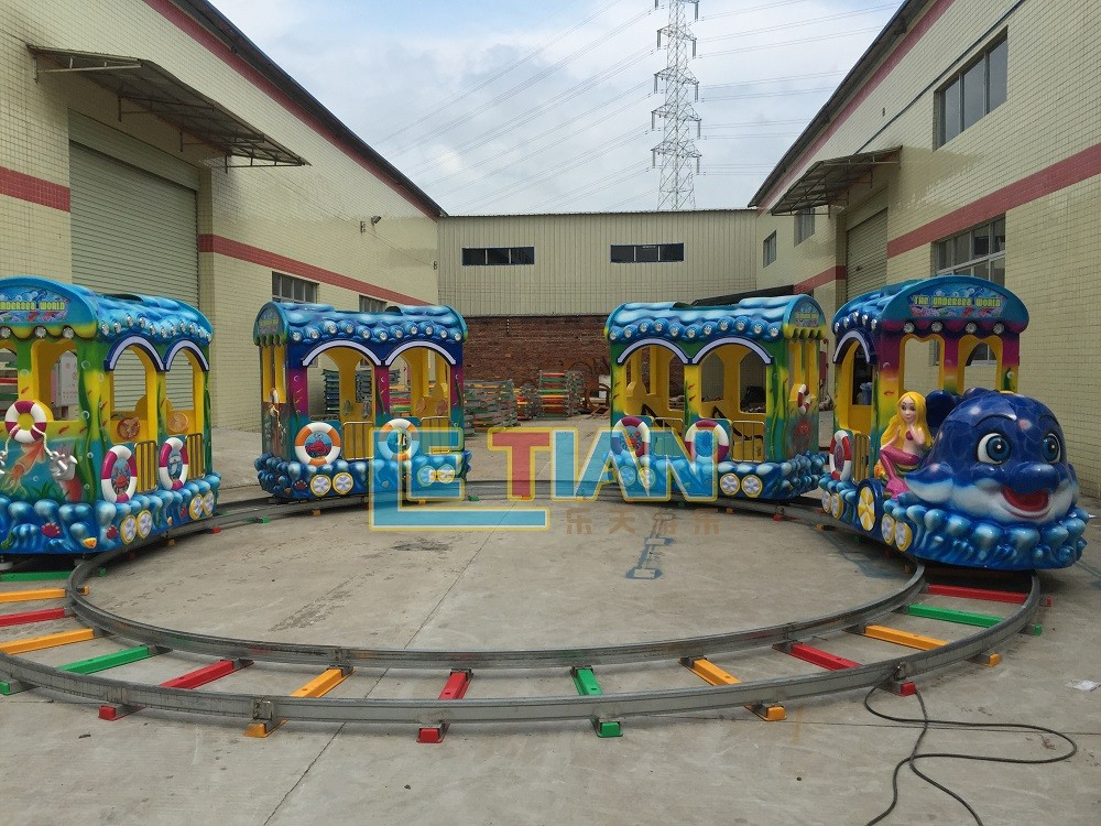 LETIAN train amusement park train for sale children's palace-4