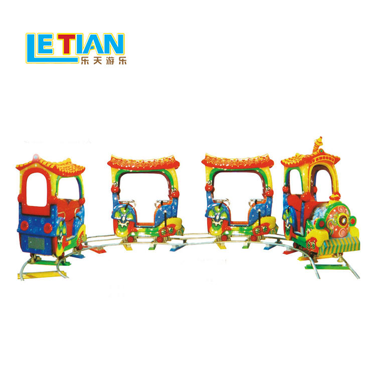 Kids electric tourist train rides for sale LT-7082