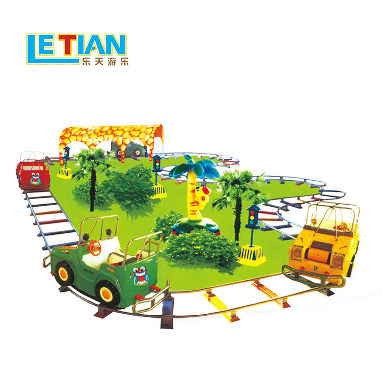 Kids electric FRP chasing train LT-7083A