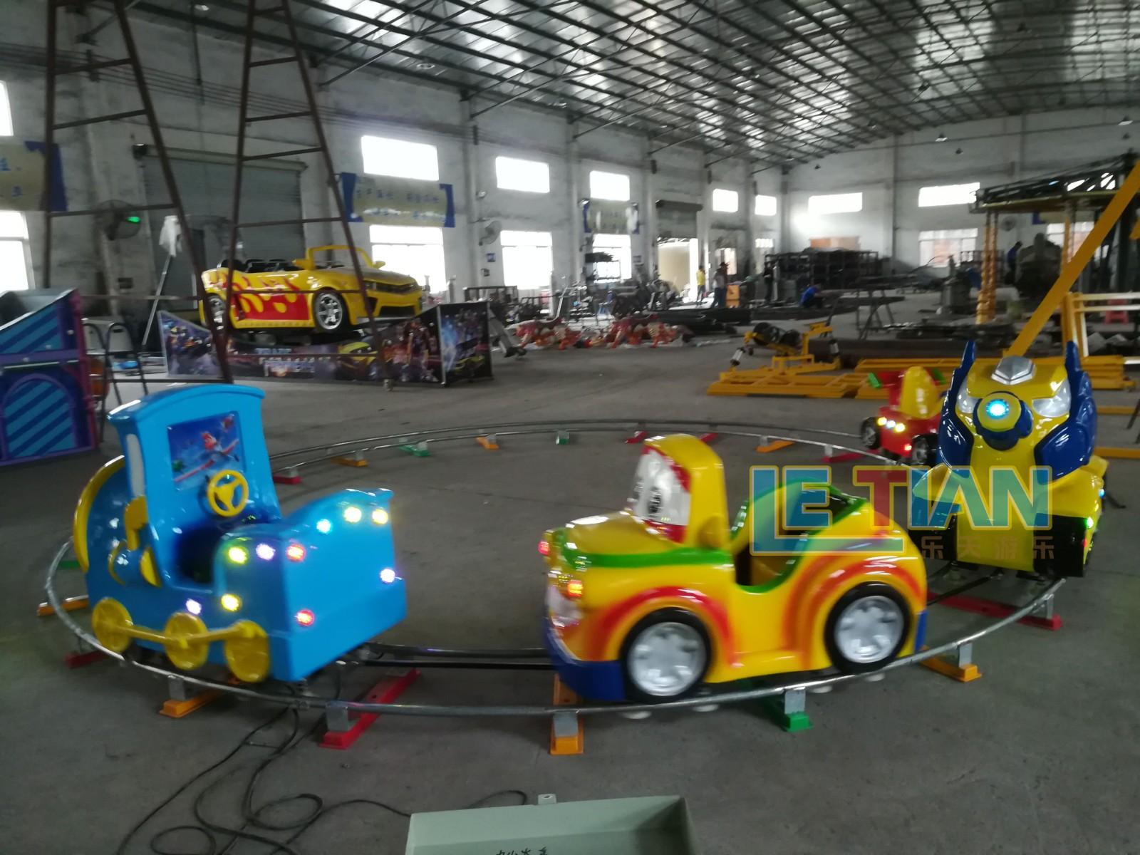 electric train theme park rides company children's palace-1