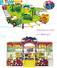 electric theme park train entertainment manufacturers children's palace