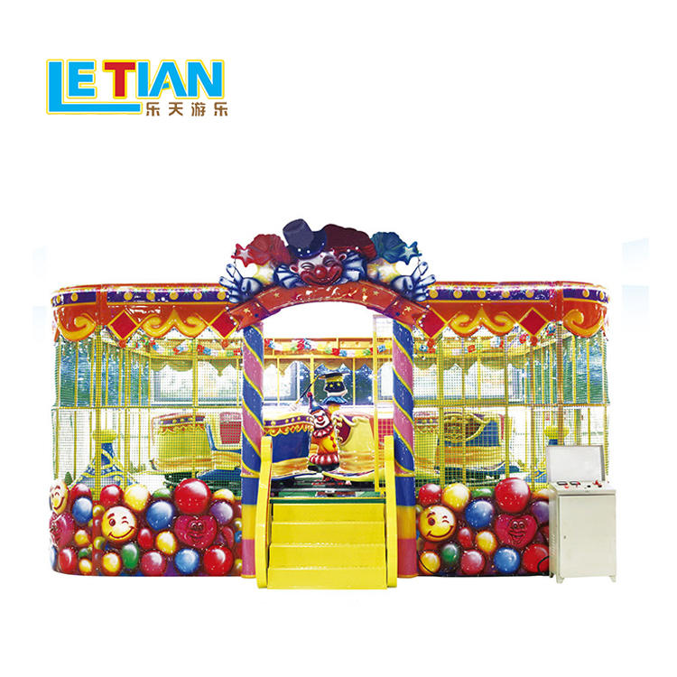 Kids amusement park ride magic spray ball car LT-7083B