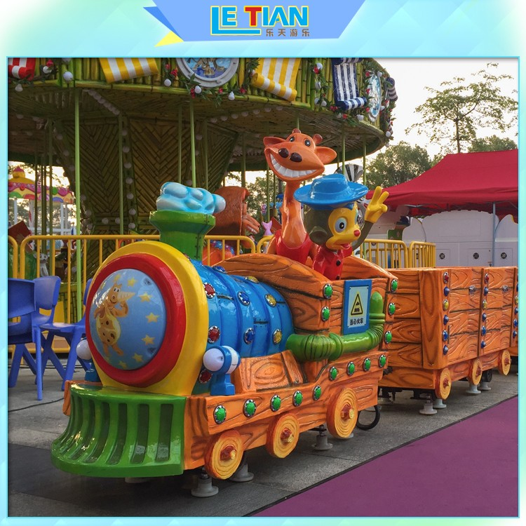 Best themed train rides lt7078a for business mall-1