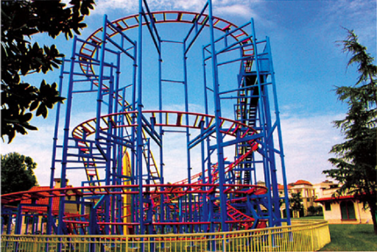 LETIAN Top free roller coaster builder Suppliers mall-2
