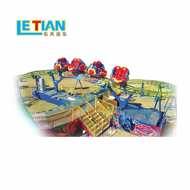 Kids roller coaster with 20 seats LT-7011A