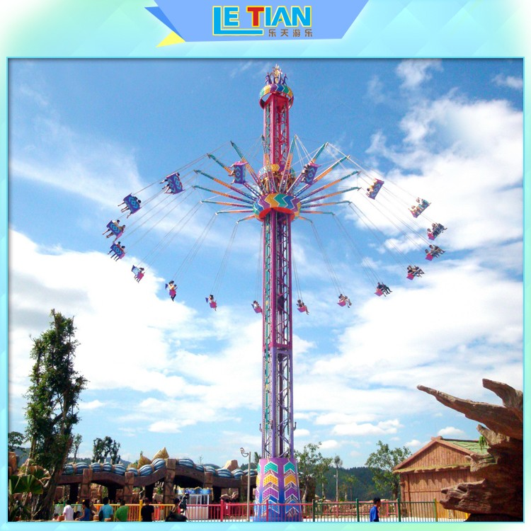 LETIAN Top chair swing ride manufacturers theme park-1