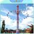 ride swing ride super fairground LETIAN