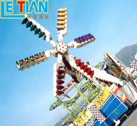 LETIAN machine fun park rides for adults children's palace-2