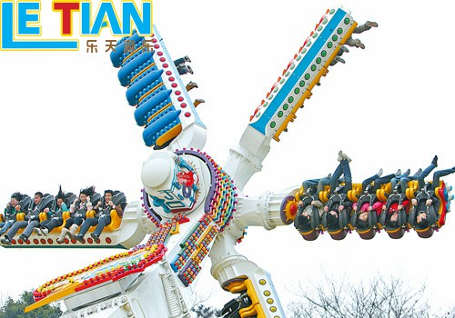 LETIAN machine fun park rides for adults children's palace-3