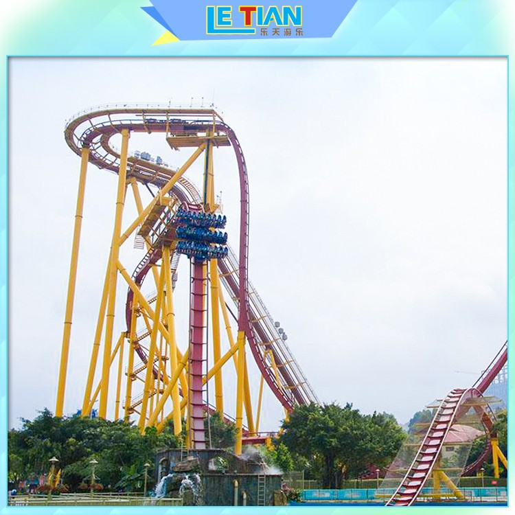 LETIAN mini best roller coasters Supply theme park-1