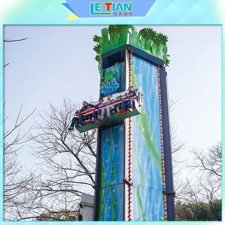 LETIAN Custom sky drop company amusement park-1