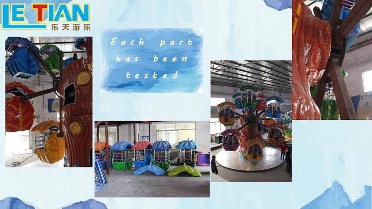 Custom ferris wheel equipment for adults theme park-2