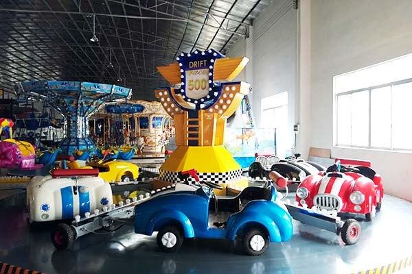 LETIAN kids ferris wheel fair theme park-8