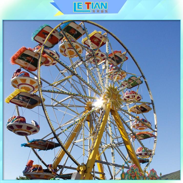 reinforced fair ferris wheel attractive theme park-3