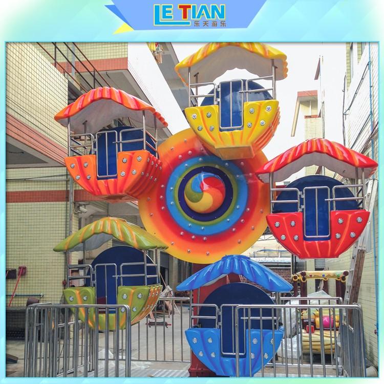LETIAN fair ferris wheel Suppliers amusement park-1