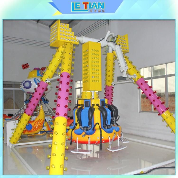 LETIAN lt7015a fun park rides children's palace-1