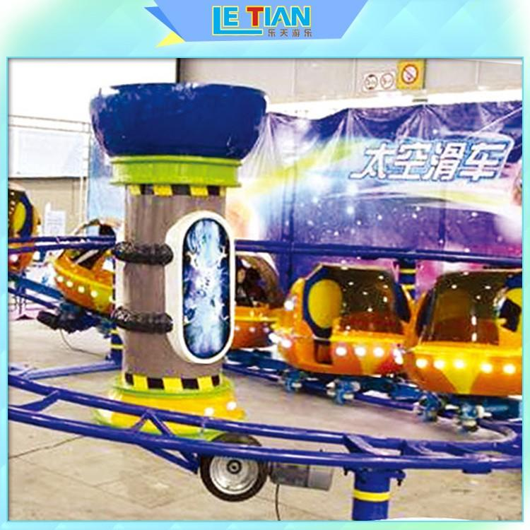 High-quality roller coaster lab sale attracts tourists carnival